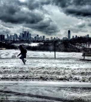 Running in Winter II