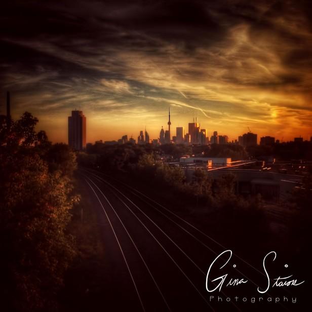 Toronto Sunset III