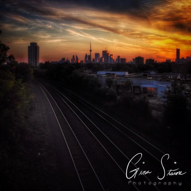 Toronto Sunset II