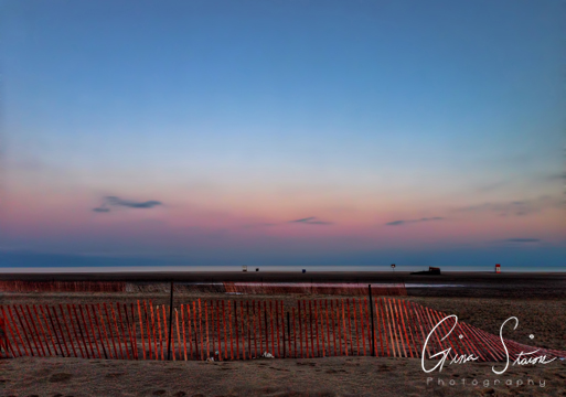 Beach in Twilight