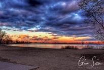 Twilight on the Beach III