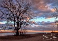 Twilight on the Beach II