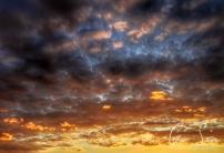 Sunset on May 5 II