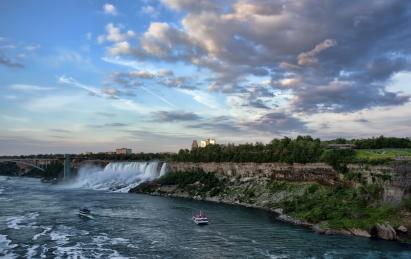 Niagara Falls, July 30, 2016. I