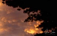 Sunset on September 1, 2016. IV