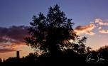 Sunset on September 14, 2016. III