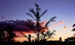 Sunset on September 14, 2016. IV