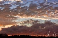 Sunset on September 17, 2016. III
