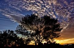 Sunset on September 21, 2016. III
