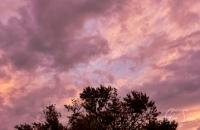 Sunset on September 26, 2016. II
