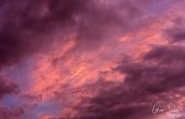 Sunset on September 26, 2016. IV
