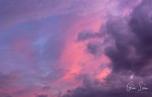 Sunset on September 26, 2016. X
