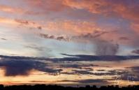 Sunset on October 11, 2016. III