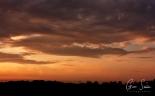 Sunset on October 12, 2016. VII