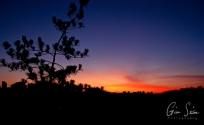 Sunset on April 26, 2017. III